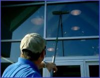 commercial cleaning services atlanta exterior